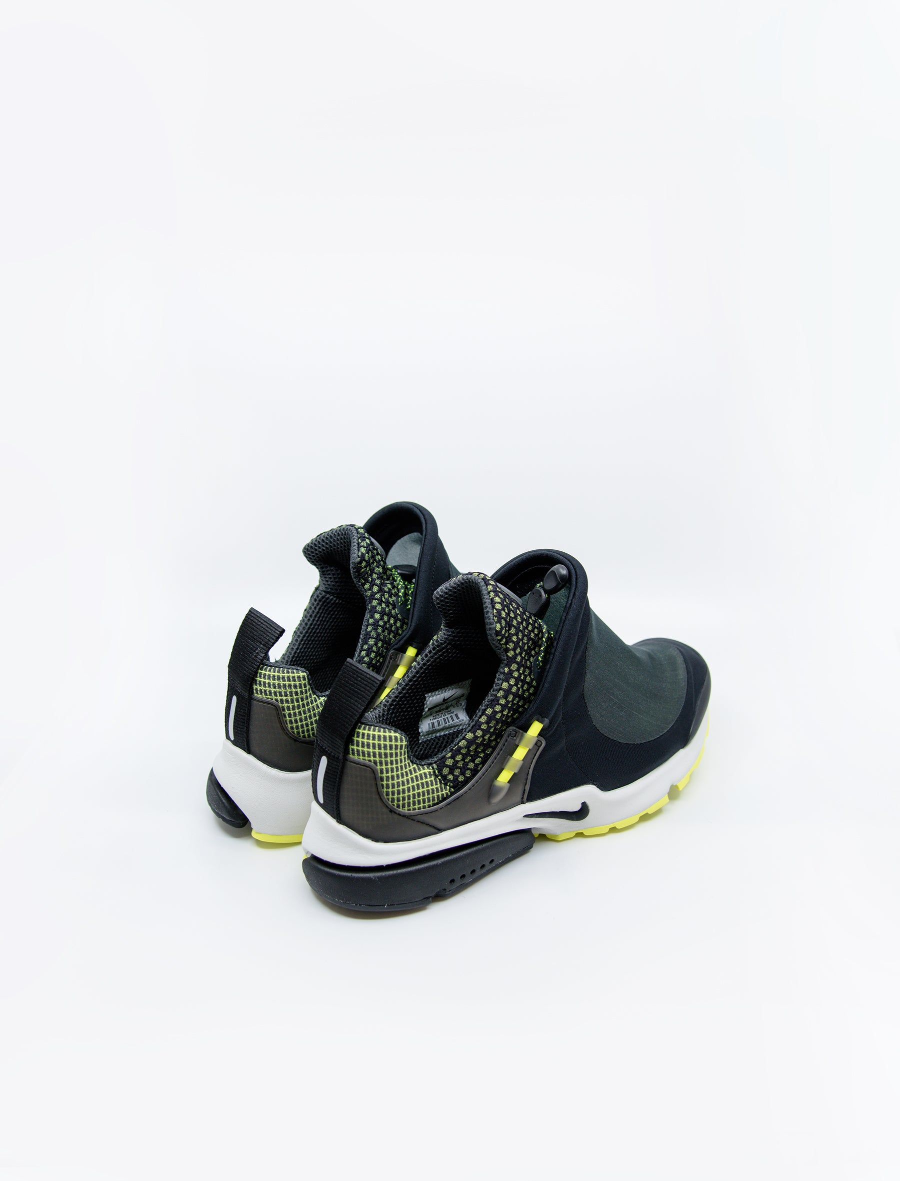 5b78562a973f ... CDG Homme Plus Nike Air Presto Foot Tent Anthracite Lemon Black