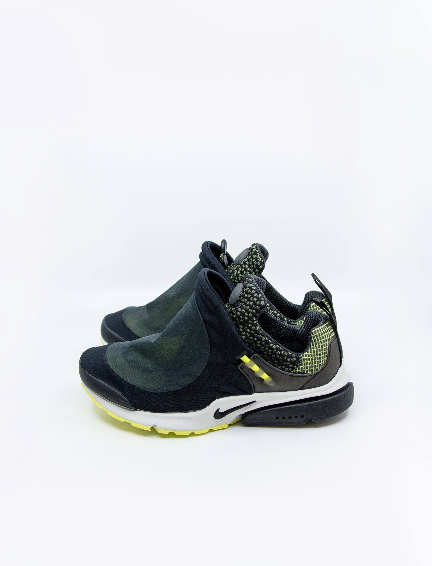 508b162b31 ... CDG Homme Plus Nike Air Presto Foot Tent Anthracite/Lemon/Black ...
