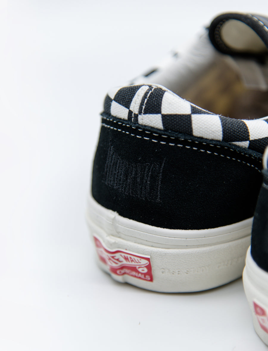 Vans Vault Modernica Style 36 LX Black Checkerboard
