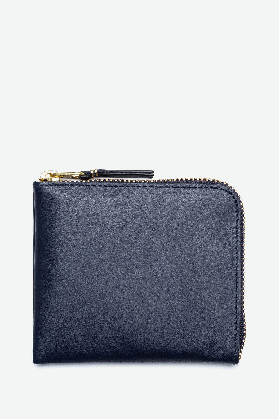 2-Sided Zip Wallet Navy