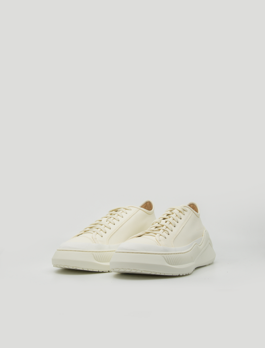 Free Solo Low Sneaker Natural White