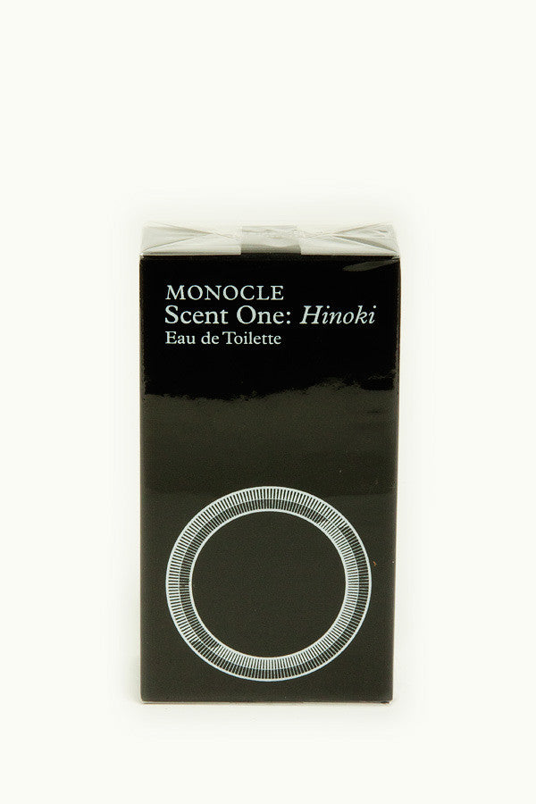 Monocle Scent One Hinoki Eau de Toilette 50mL