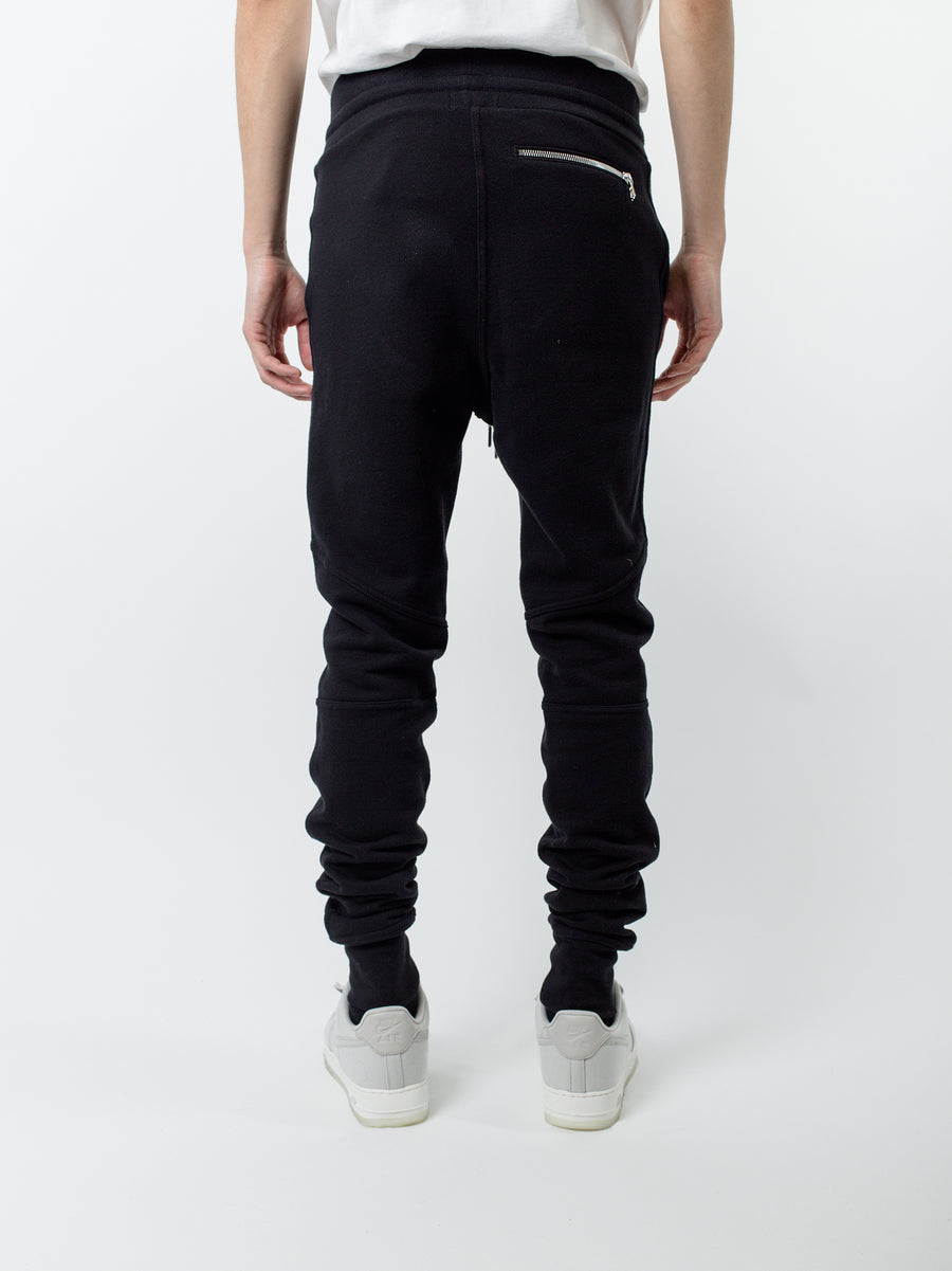 John Elliott Escobar Sweatpant Black