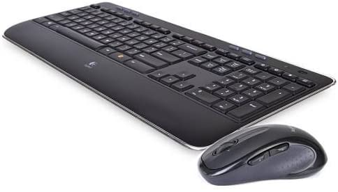 Logitech MK530 Advanced Keyboard and Mouse Bundle Black Open Box - DF Computer Centre - (ZTE service Centre)