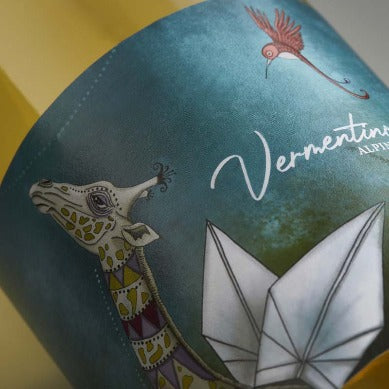 Farfalla 2019 Vermentino Alpine Valleys