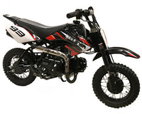 QG 213-A  110CC, 4 Stroke, Automatic, Single Cylinder Dirt Bike