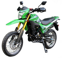 Green ,BRANCHO 250, 223CC Engine, 4 Stroke, Single Cylinder