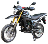 Black, BRANCHO 250, 223CC Engine, 4 Stroke, Single Cylinder
