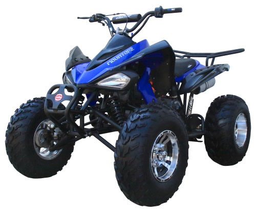 150 cc ATV - Sporty Body - Fun Ride