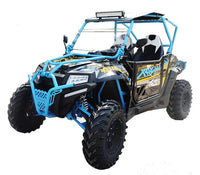 PREDATOR FX400 UTV- 4-stroke,Single-Cylinder, Water-cooled