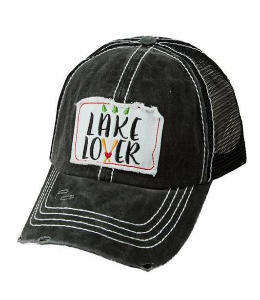 Lake Lover Trucker Hat