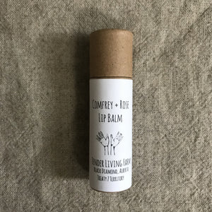Comfrey Rose Lip Balm