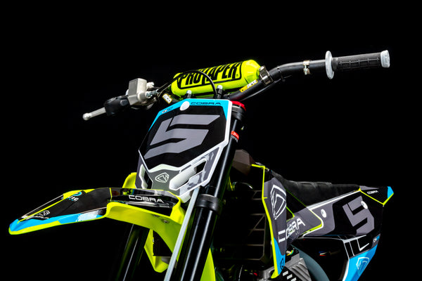 Cobra Moto Announces Electric 50cc Motorcycle
