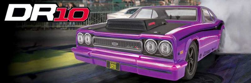 Purple DR10 Coming Soon From Team Associated