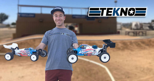 Jared Tebo Joins Tekno RC