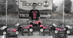 Ryan Lutz and Tekno RC Part Ways