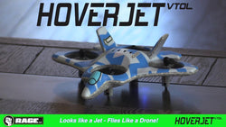 Hover Jets are Here!