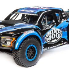Losi Secretly Releases Limited Edition Mint 400 Baja Rey