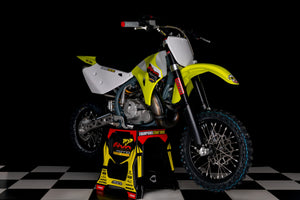 The 2021 Cobra Moto race bike is here!