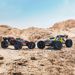 The biggest baddest offroad bashers!