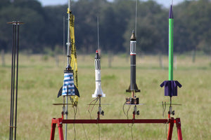 Huge selection of Rockets in stock now!