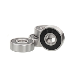 608RS Bearings  (4 Pieces) for electric skateboards