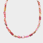 Astral 14K Gold Charm Necklace