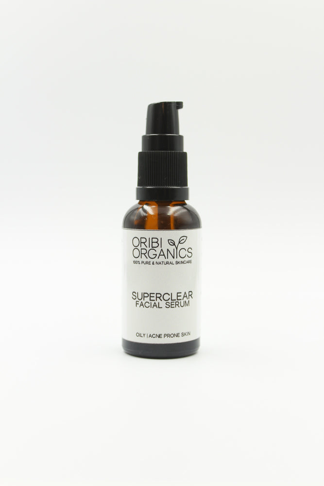 Oily | Acne-prone Skin Super-Clear Facial Serum