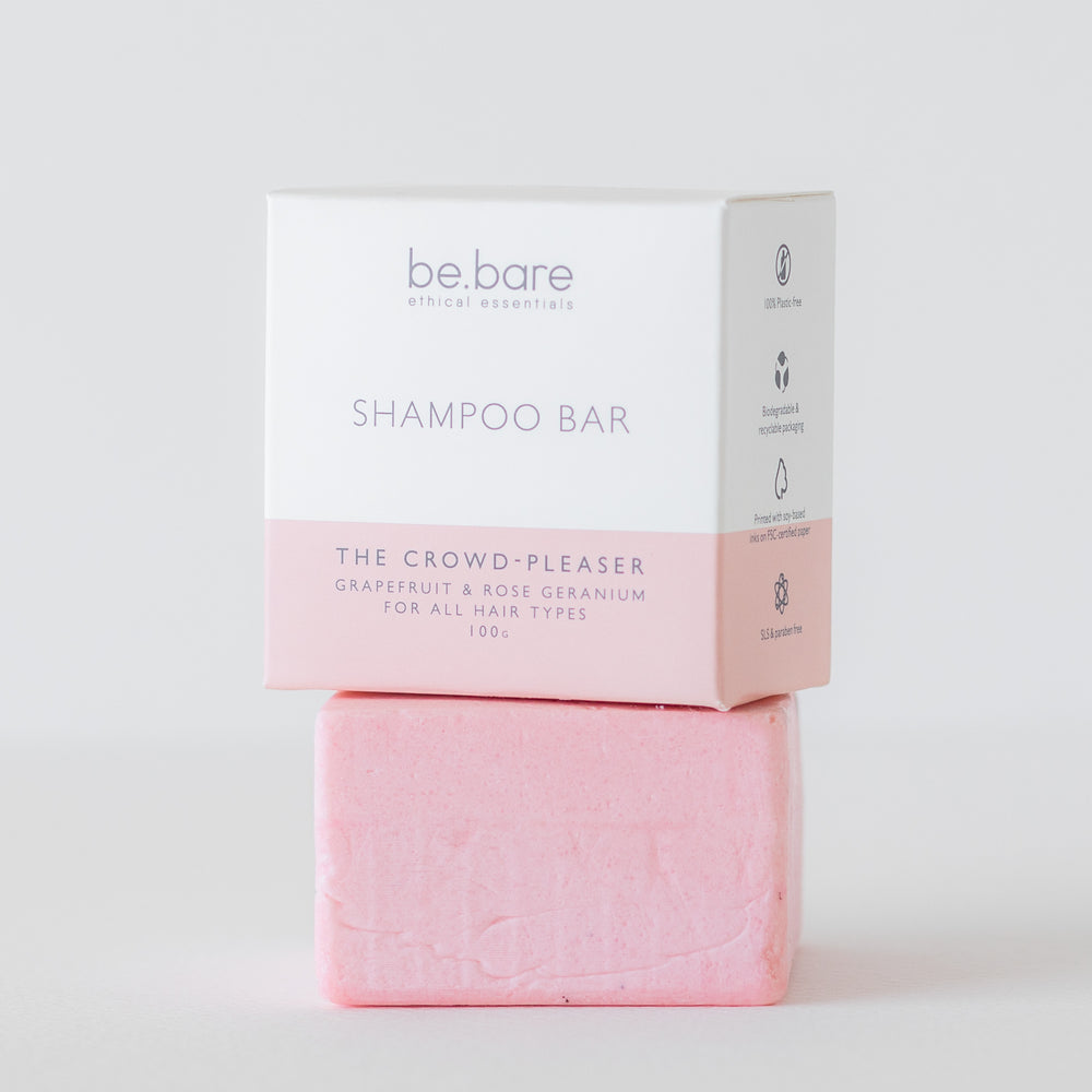 The Crowd-Pleaser Shampoo Bar
