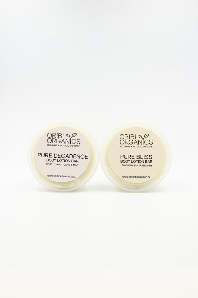Pure Bliss Solid Lotion Bar