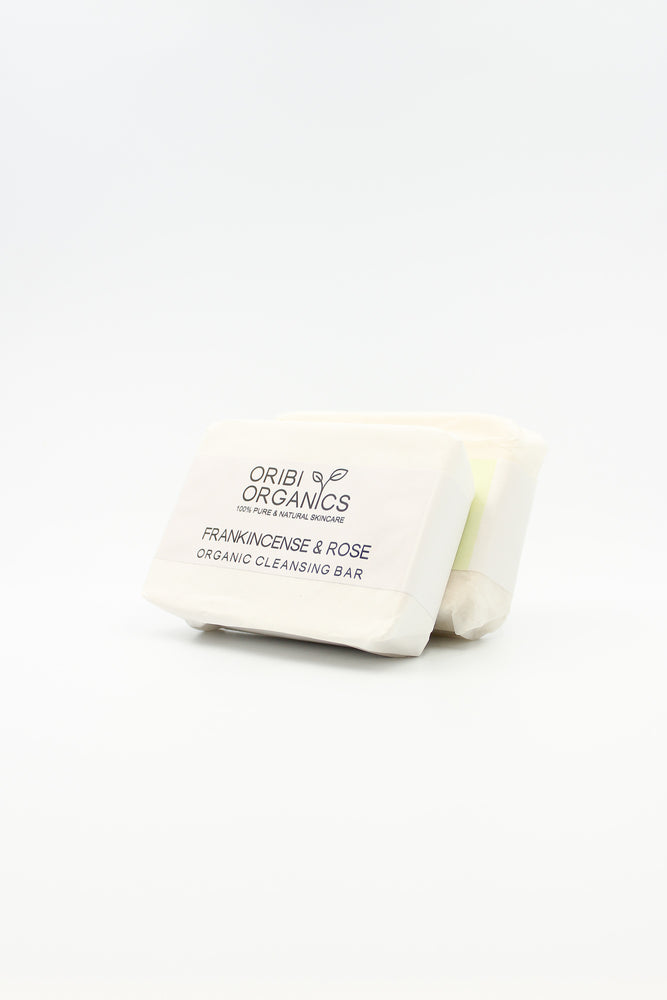 Frankincense & Rose Cleansing Bar