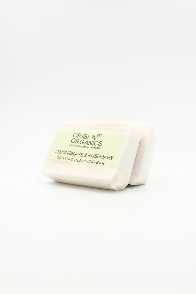 Lemongrass & Rosemary Cleansing Bar
