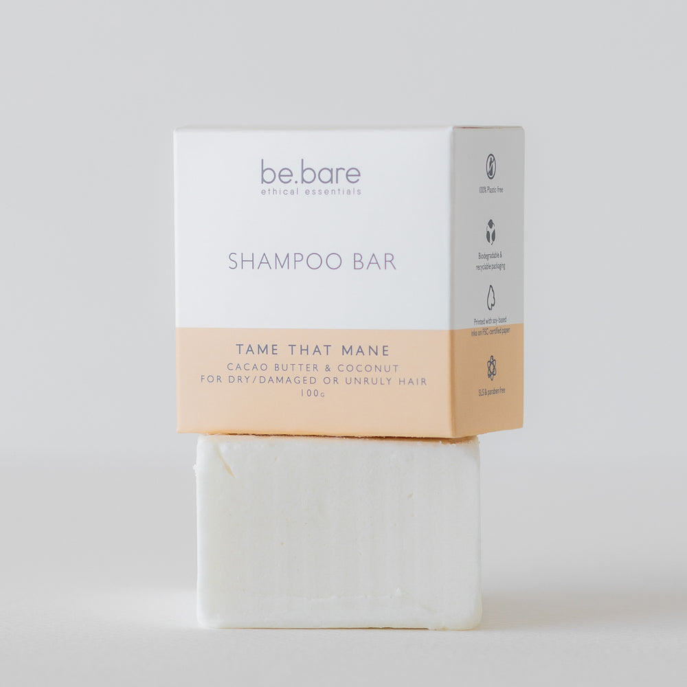 Tame That Mane Shampoo Bar