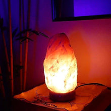 Medium Lamp (marble base) with Free Essential Oil