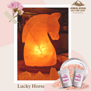 Lucky Horse ( handcrafted)