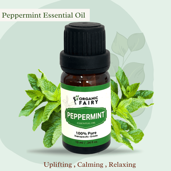 Pure Peppermint Essential Oil 10ml