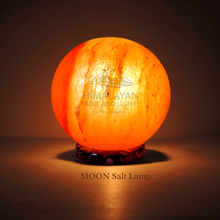 Himalayan Moon Salt Lamp