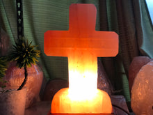 Handcrafted Cross Shape Lamp