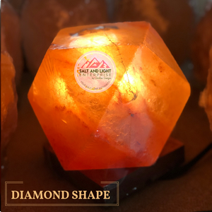 Diamond Shape ( handcrafted)