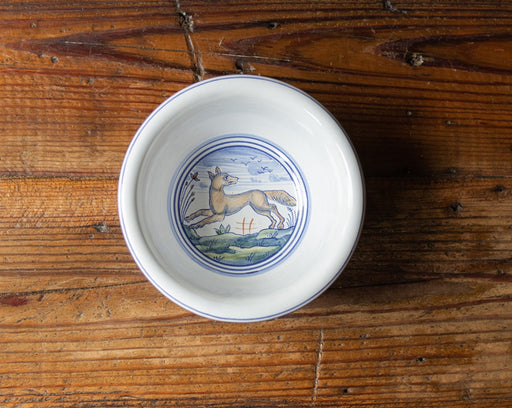 Italian Hunt Scene - Cereal Bowl