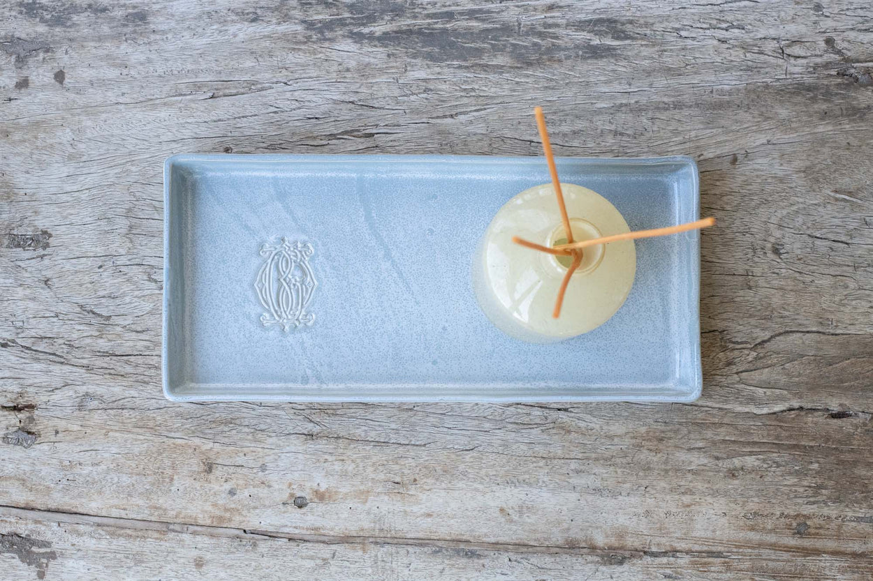 West Coast Organic Tray - Engraved Monogram