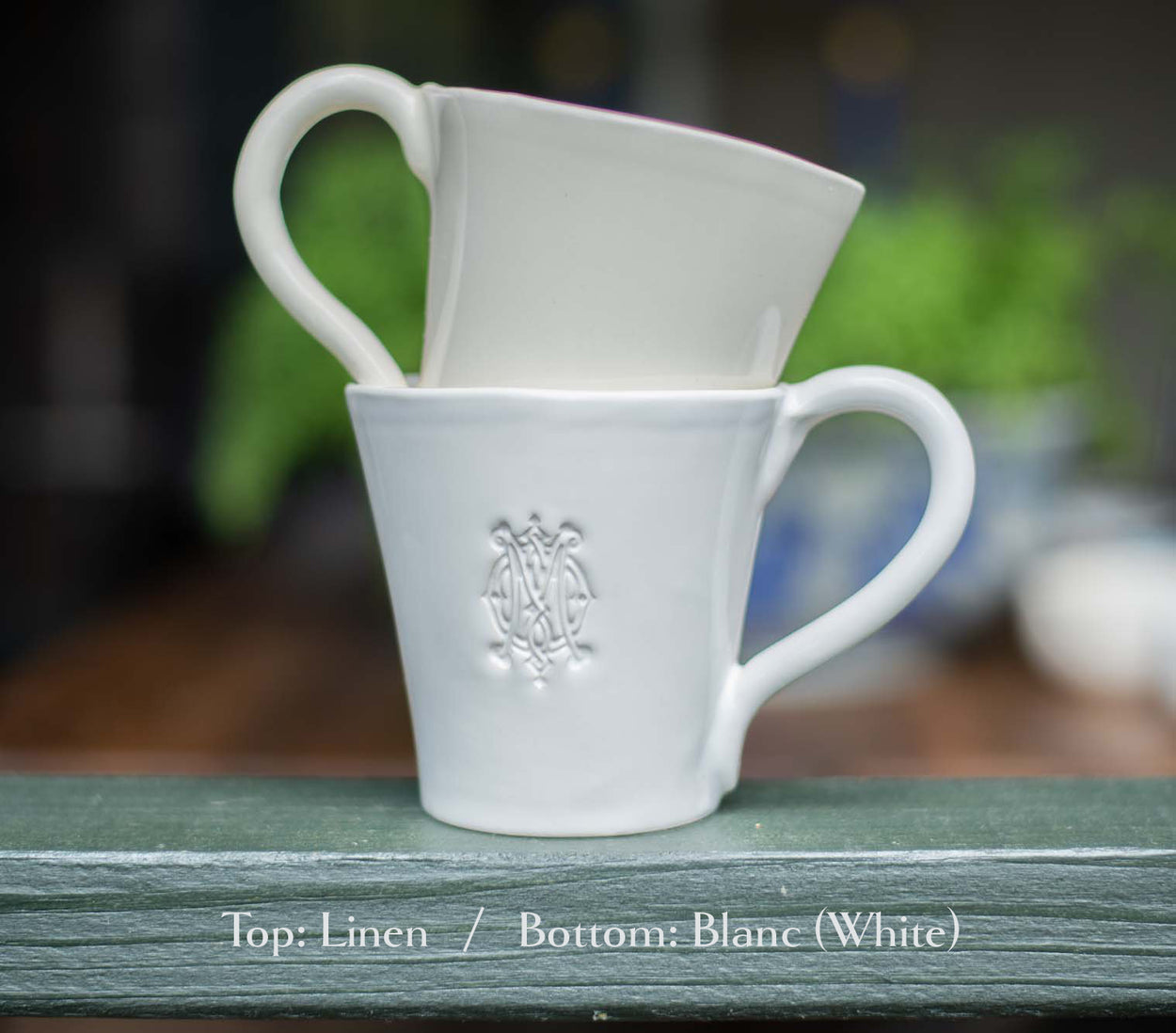 Provvista Classic - Mug - Monogram In-Stock