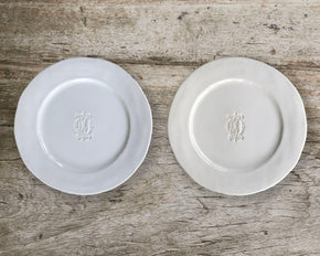 Provvista Classic - Dinner Plate - Monogram In-Stock
