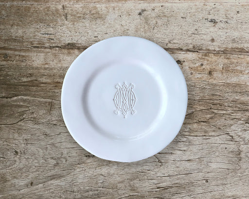Provvista Classic - Salad Plate - Monogrammed In-Stock