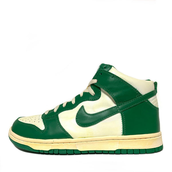 NIKE DUNK HIGH (VNTG) PINE GREEN