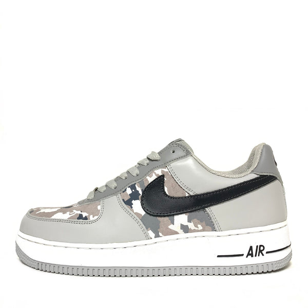 NIKE AIR FORCE 1 PREMIUM NEUTRAL GREY CAMO