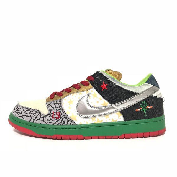 low cost 4c7dc 518fc NIKE DUNK SB WHAT THE DUNK