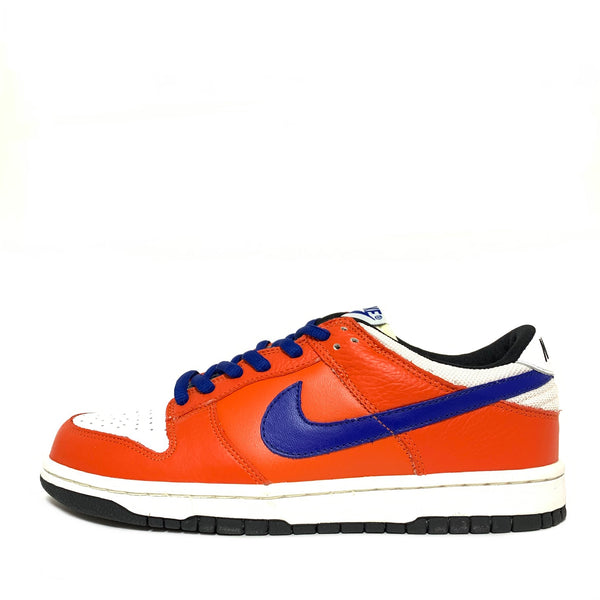 NIKE DUNK LOW ORANGE FLASH