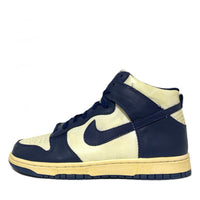 NIKE DUNK HIGH QK (VNTG) MIDNIGHT NAVY