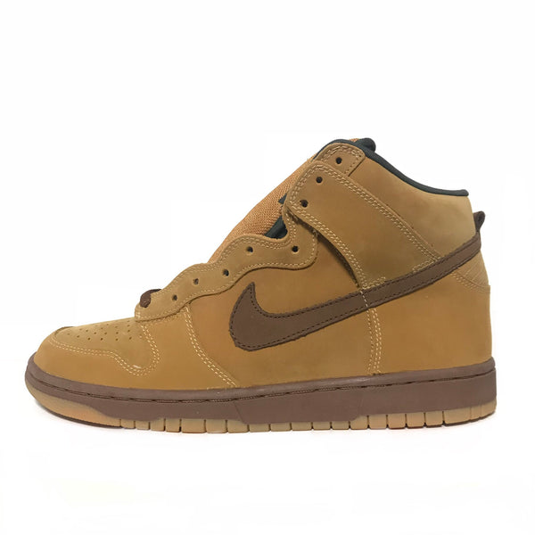 fb92eeef NIKE DUNK HIGH PRO SB WHEAT – Gustodaninja.com